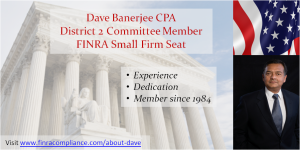 Dave Banerjee CPA | District 2 Committee