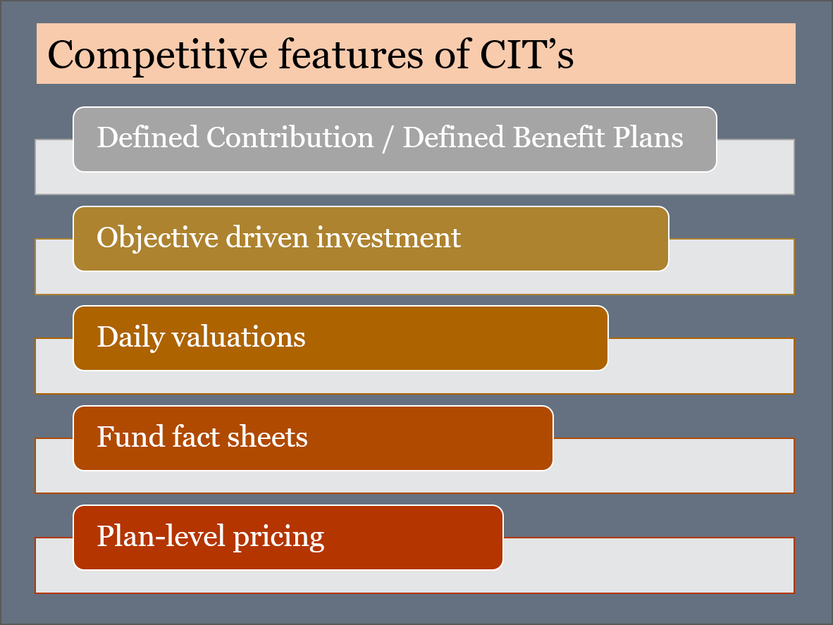 Cits investments that pay ups reinvesting in itself
